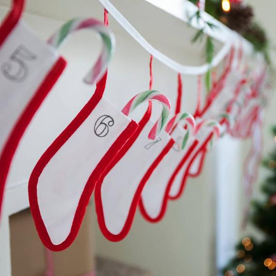 Christmas Advent Calendar Inspirational Ideas (50)