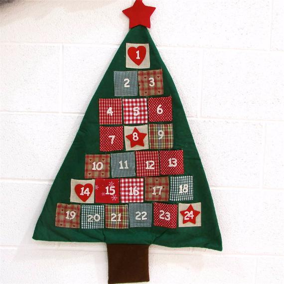 Christmas Advent Calendar Inspirational Ideas (56)
