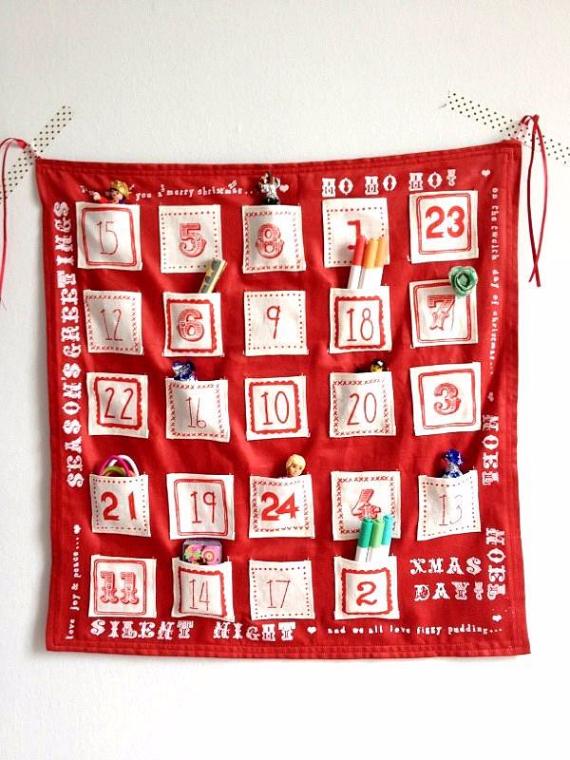 Christmas Advent Calendar Inspirational Ideas (57)