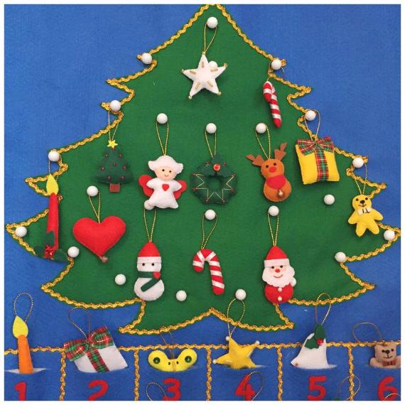 Christmas Advent Calendar Inspirational Ideas (60)