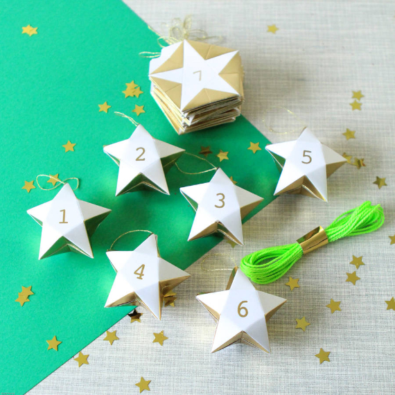 Christmas Advent Calendar Inspirational Ideas (70)