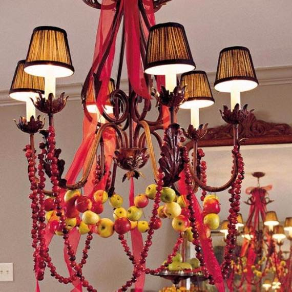 Christmas Pendant Lights and Chandeliers (1)