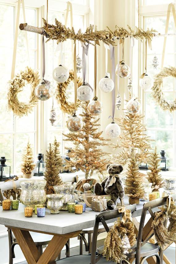 christmas pendant lights and chandeliers 1 - How To Decorate A Chandelier For Christmas