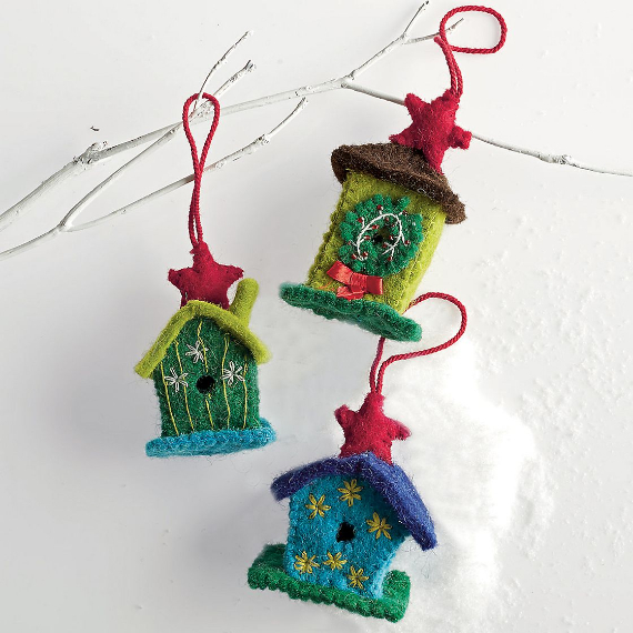 Felt Christmas Crafts (11)