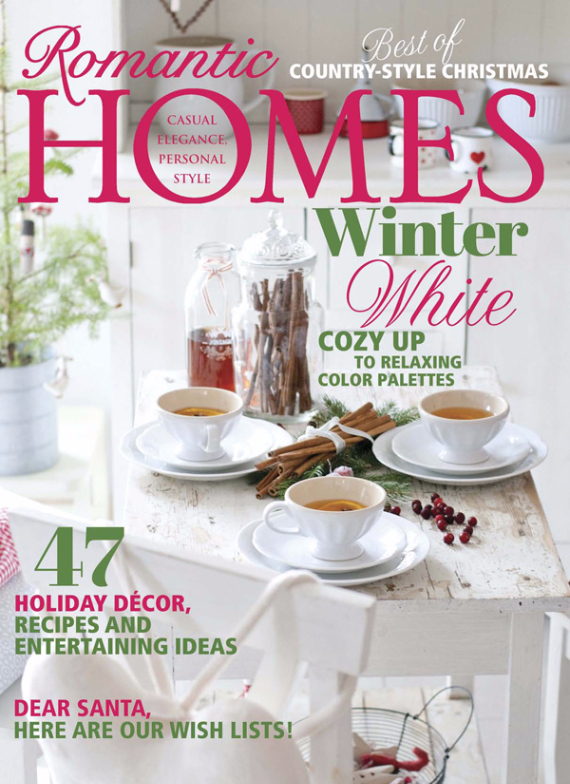 Romantic Home Ideas Christmas Decor Galore (1)