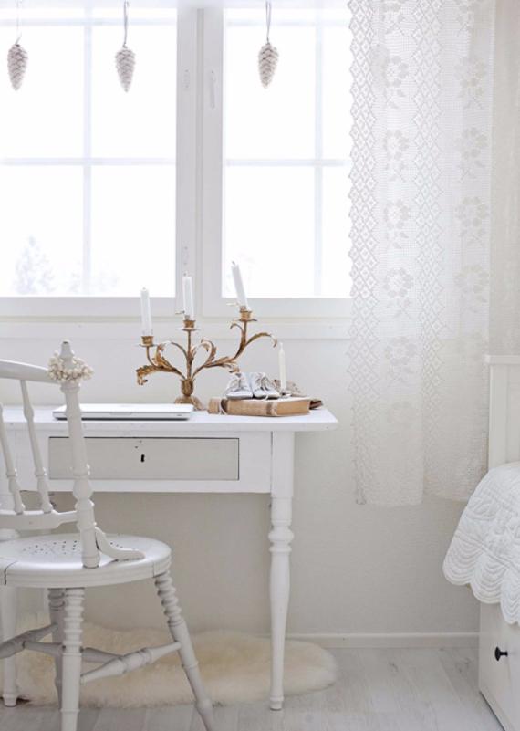 Romantic Home Ideas Christmas Decor Galore (12)