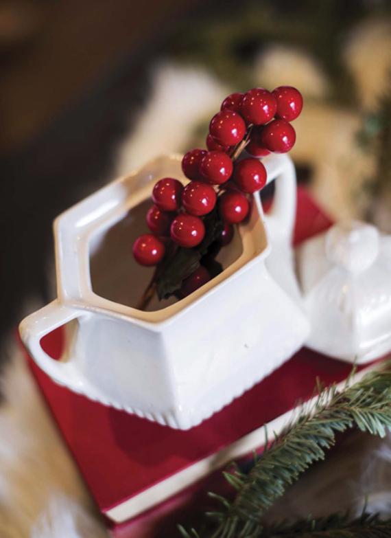 Romantic Home Ideas Christmas Decor Galore (20)