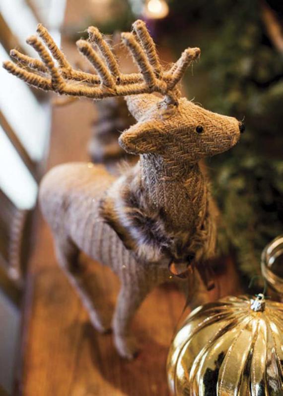 Romantic Home Ideas Christmas Decor Galore (25)