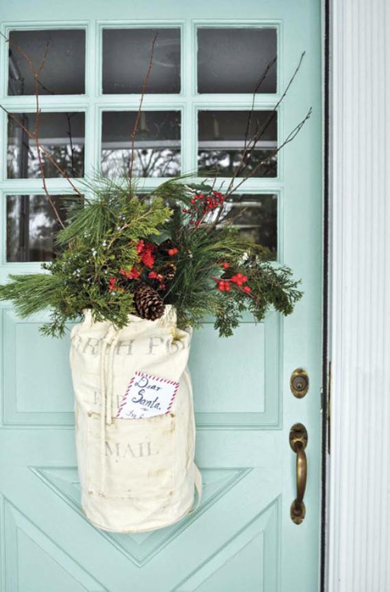 Romantic Home Ideas Christmas Decor Galore (27)