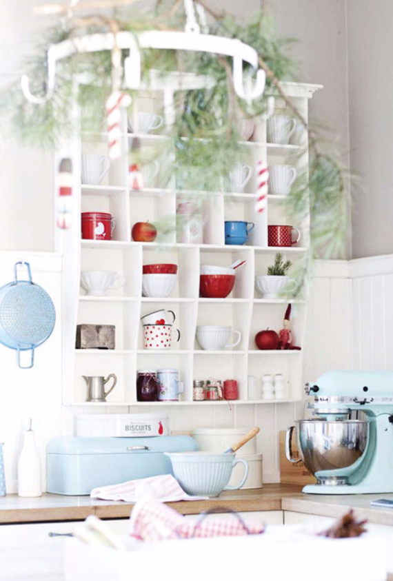 30 Romantic Home Ideas: Christmas Decor Galore - family holiday.net ...