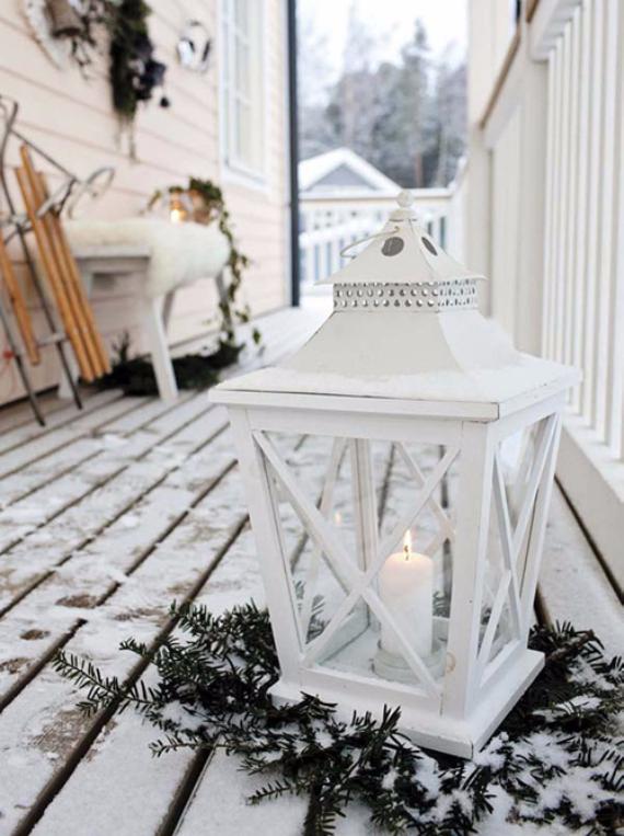 Romantic Home Ideas Christmas Decor Galore (6)