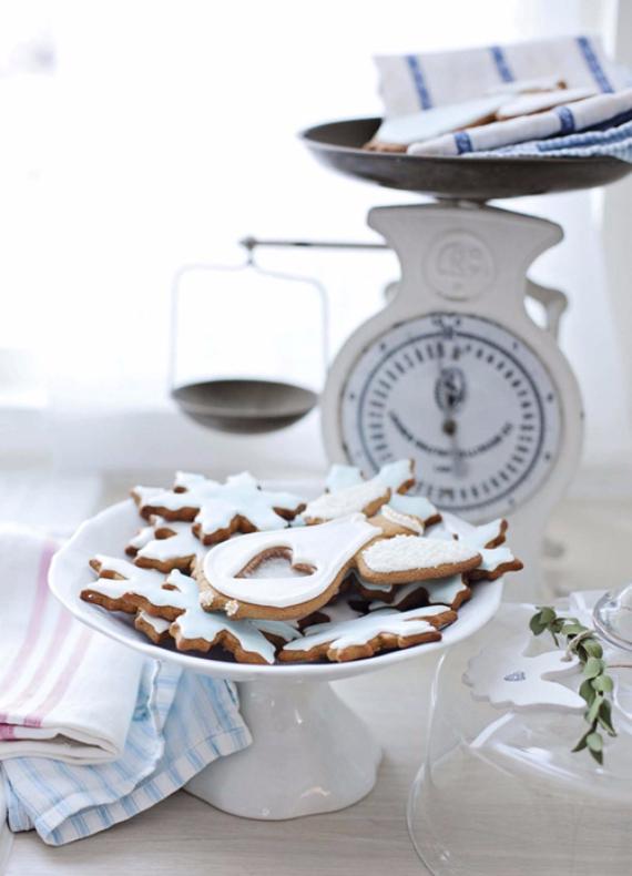 Romantic Home Ideas Christmas Decor Galore (9)