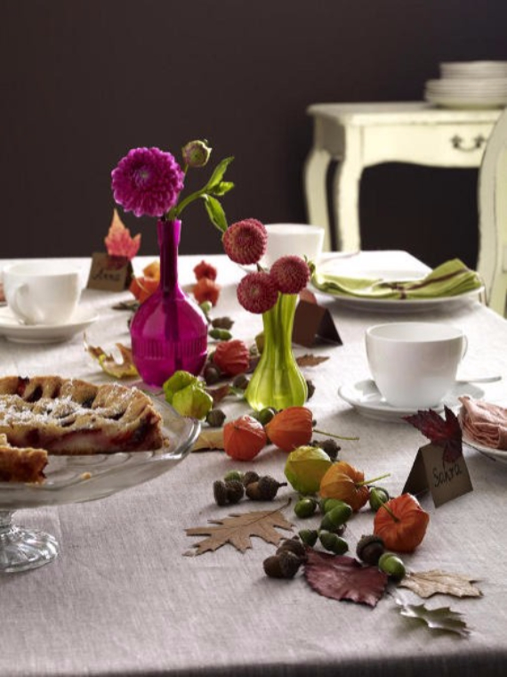 Thanksgiving Ideas For The Festive Dinner And Decor (13)