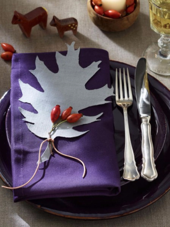 Thanksgiving Ideas For The Festive Dinner And Decor (4)