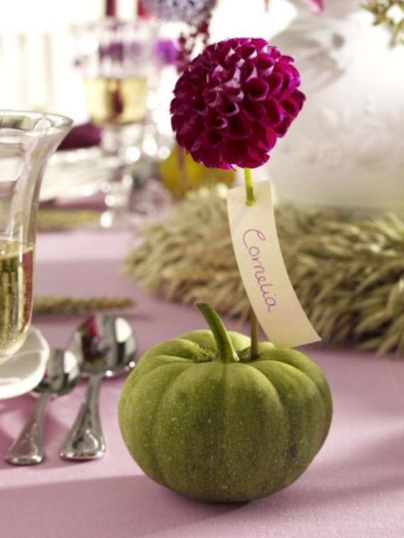 Thanksgiving Ideas For The Festive Dinner And Decor (44)