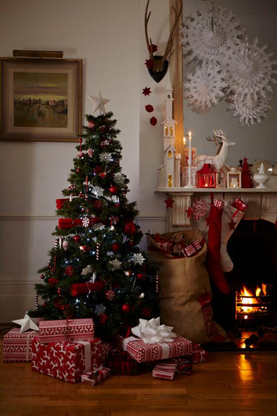 Unusual Christmas   paint by Kasha Harmer (1)