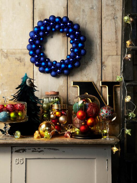Unusual Christmas   paint by Kasha Harmer (6)