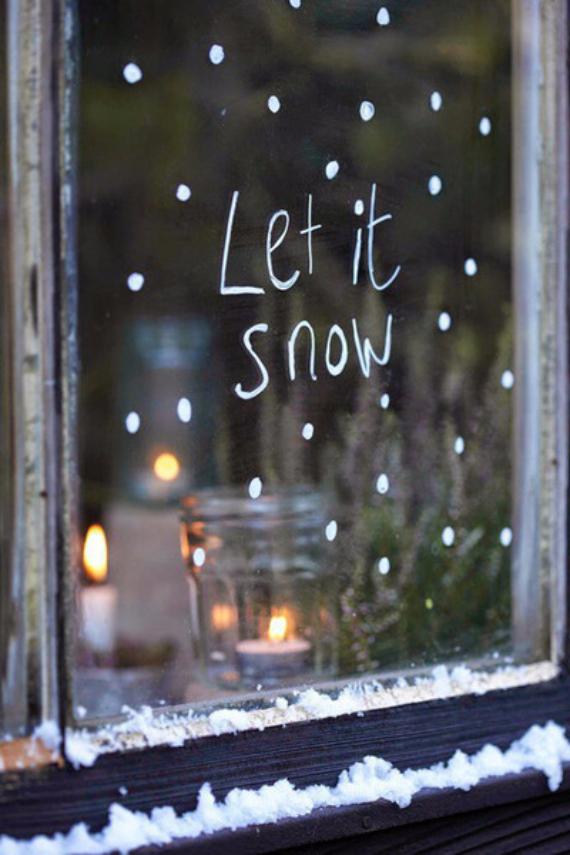 50+ Stunning Christmas Decoration Ideas (13)