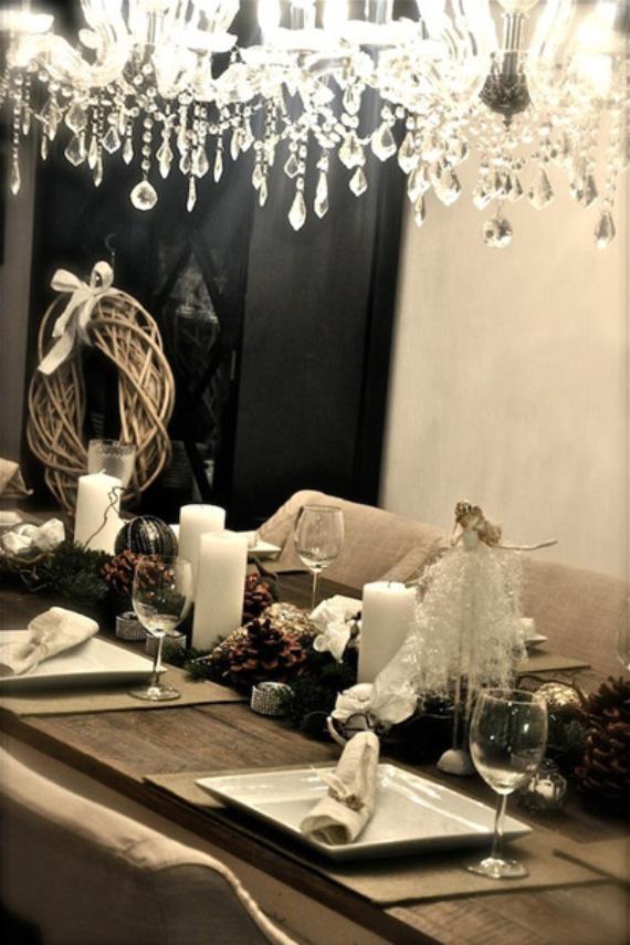 50+ Stunning Christmas Decoration Ideas (20)