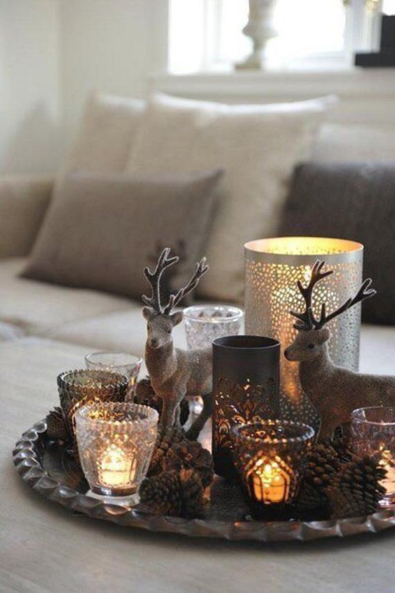 50+ Stunning Christmas Decoration Ideas (30)