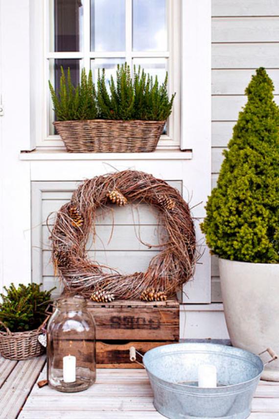 50+ Stunning Christmas Decoration Ideas (36)