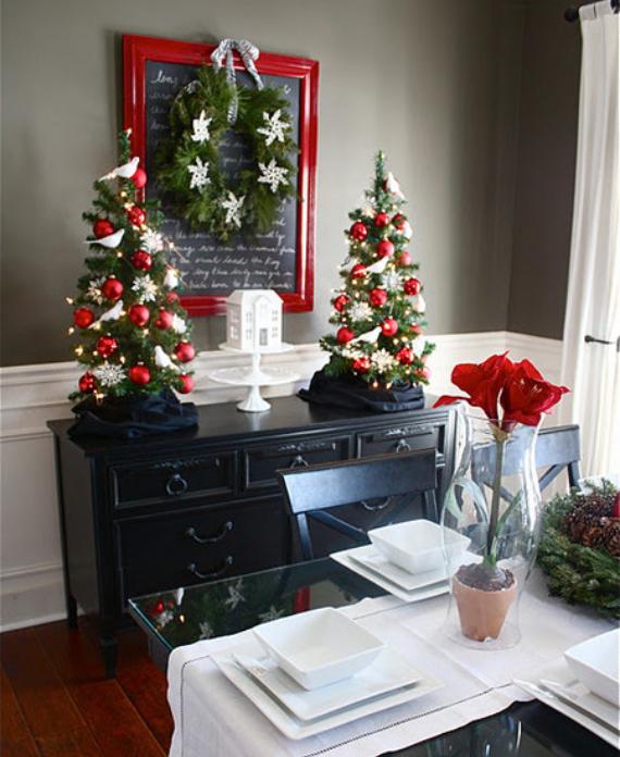 50+ Stunning Christmas Decoration Ideas (43)