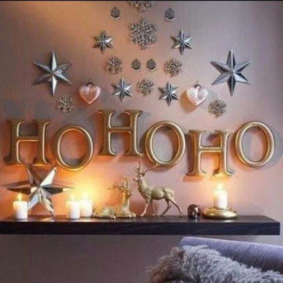 50+ Stunning Christmas Decoration Ideas (54)