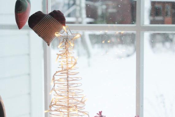 50+ Stunning Christmas Decoration Ideas (7)