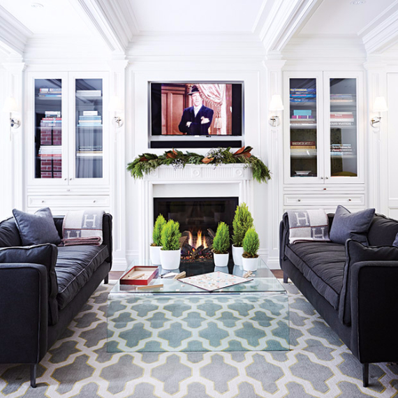 Add Modestly And Elegantly Holiday Style To Your Home (10)
