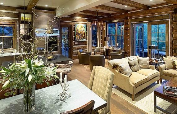 charming-roaring-fork-log-cabin-residence-12