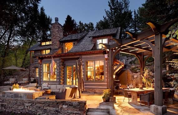 """Charming Roaring Fork """"Log Cabin"""" Residence  (3)"""