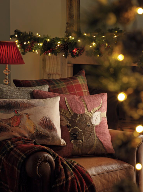 Cozy Christmas and New Year from Laura Ashley (15)