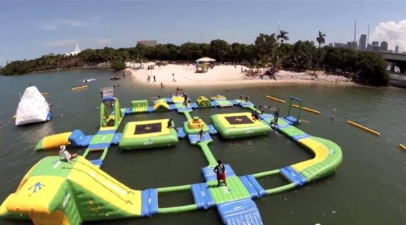 Water Parks In South Beach Miami