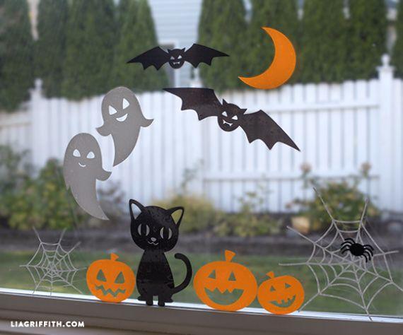 30 Handmade Halloween Pumpkin Craft Decoration Ideas (2)