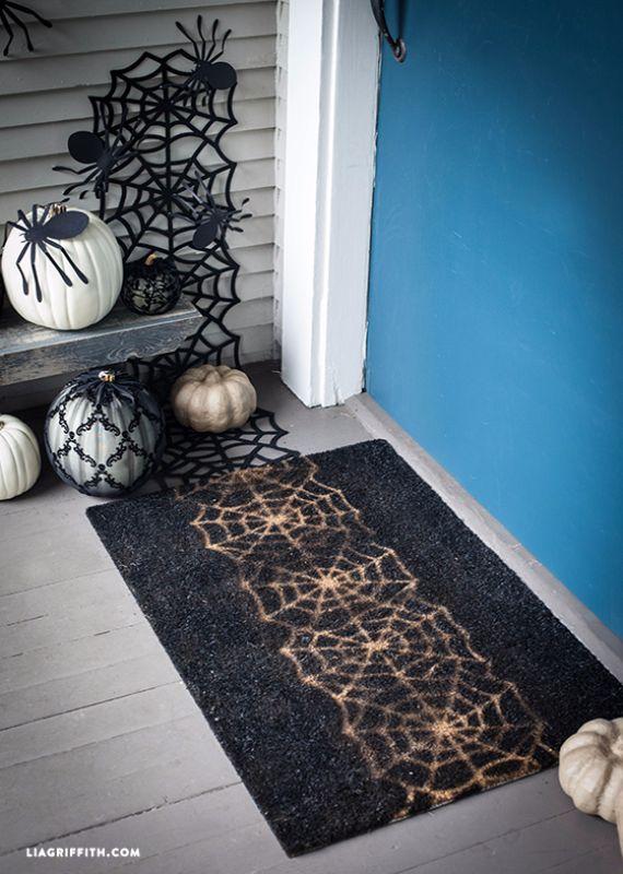 30 Handmade Halloween Pumpkin Craft Decoration Ideas (4)