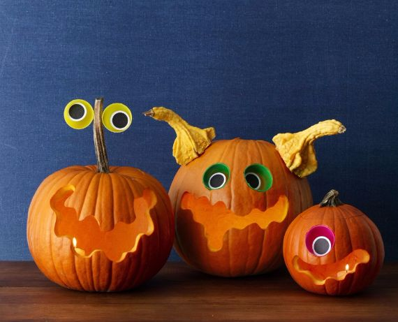 30 Handmade Halloween Pumpkin Craft Decoration Ideas (5)