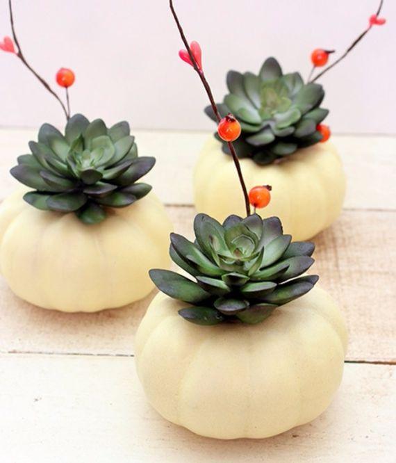 30 Handmade Halloween Pumpkin Craft Decoration Ideas