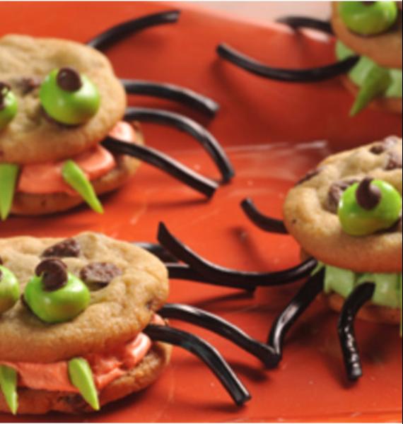 50 Creepy Halloween Treats with Delicious Edible Decoration Ideas (16)