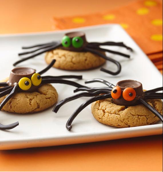 50 Creepy Halloween Treats with Delicious Edible Decoration Ideas (2)