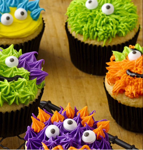 50 Creepy Halloween Treats with Delicious Edible Decoration Ideas (3)
