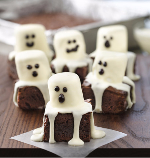50 Creepy Halloween Treats with Delicious Edible Decoration Ideas (6)