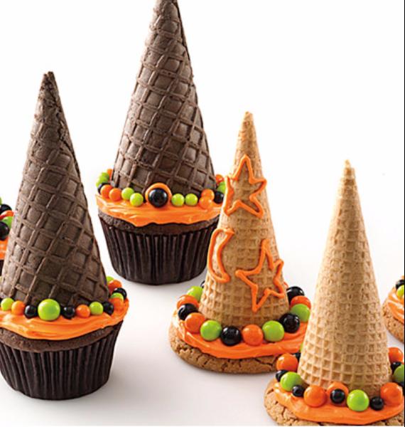 50 Creepy Halloween Treats with Delicious Edible Decoration Ideas (9)