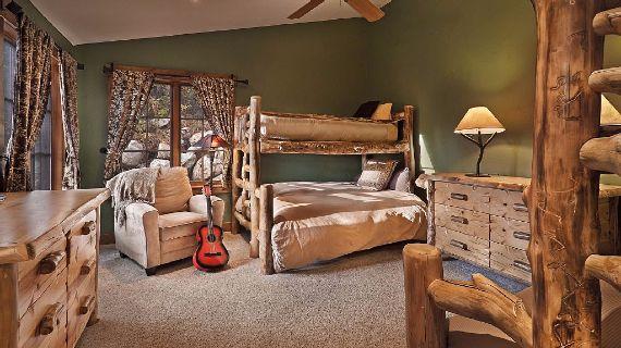 Bear Grande Chalet Colorado Winter Vacation (1)