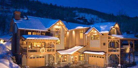 Bear Grande Chalet Colorado Winter Vacation (10)