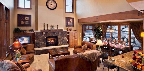 Bear Grande Chalet Colorado Winter Vacation (16)
