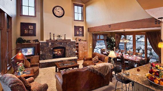 Bear Grande Chalet Colorado Winter Vacation (7)