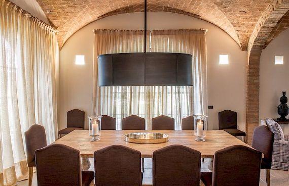 Beauty of a Tuscany Villa Villa Oddi (2)
