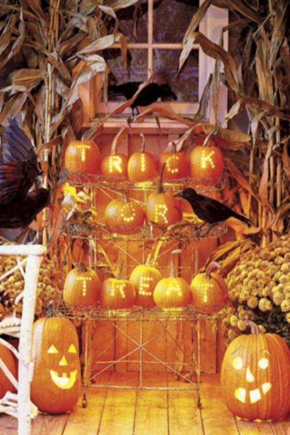Cool Pumpkin Decorating Ideas For Halloween (15)