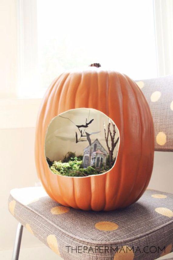 Cool Pumpkin Decorating Ideas For Halloween (20)