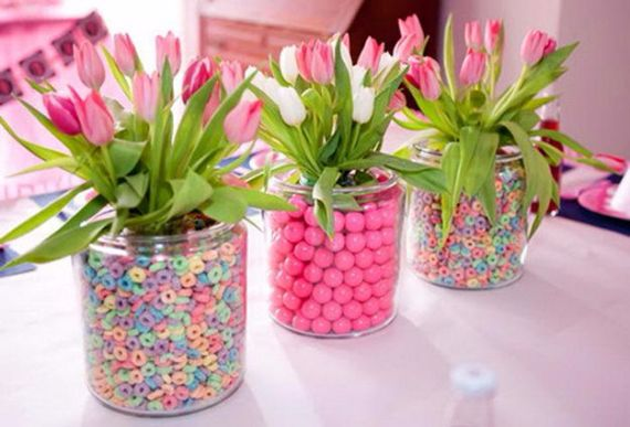 Creative Romantic Ideas for Easter Decoration For A Cozy Home (11)